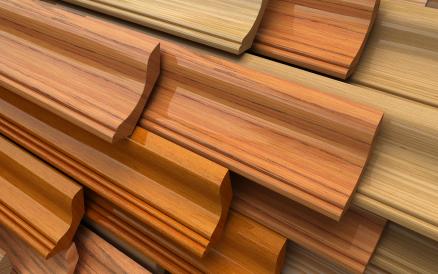 Natural Wood Crown Molding Toronto Installation Poplar Oak